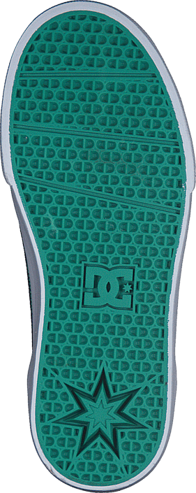 DC Shoes - Dc Kids Trase Slip-On Shoe Black/Blue