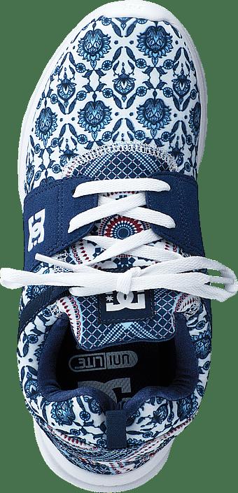 DC Shoes - Dc Heathrow Se J Shoe Blue Prt