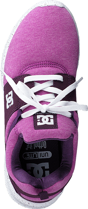 Kjøp Dc Shoes Heathrow Se J Shoe Purple Sko Online