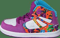 DC Shoes - Dc Tod Rebound Se Ul Shoe Purple Rain ba56237bbb