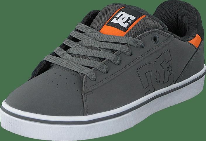 dc15478db56 Kjøp DC Shoes Dc Notch Shoe Grey grå Sko Online   FOOTWAY.no
