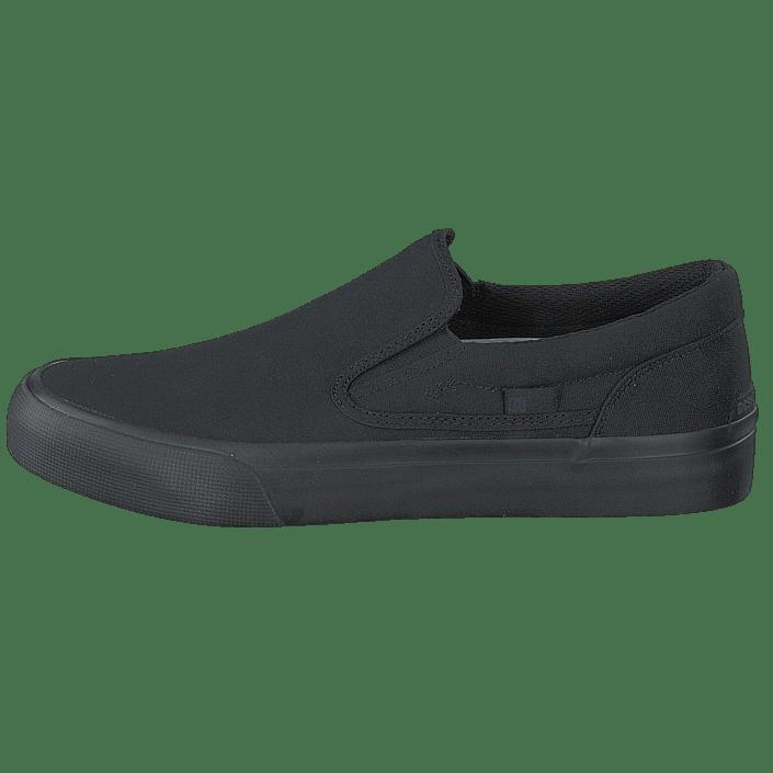 Sko Tx Sorte Online Lave Kjøp Dc 3 Slip Shoe Black Shoes on Trase fzvzXB4n