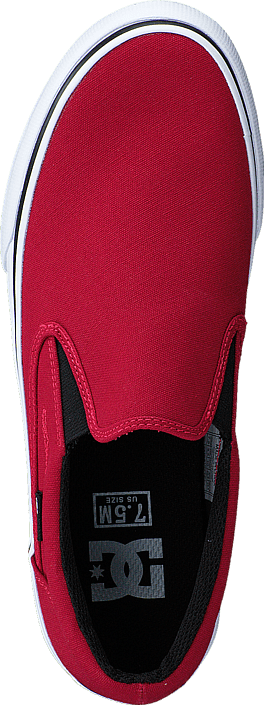 Slip Tx Trase Chaussures Acheter Dc On Shoes Rouges Shoe Red xqFpU6Hpwt