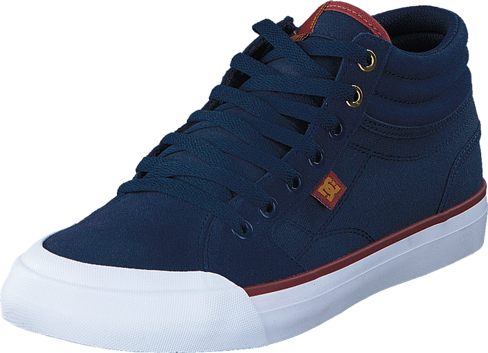 DC Shoes - Dc Evan Smith Hi M Shoe Navy/Gold