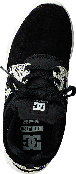 DC Shoes - Dc Heathrow Se M Shoe Blk/Wp Prnt