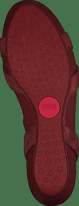 Kjøp Camper Lara Medium Red Sko Online