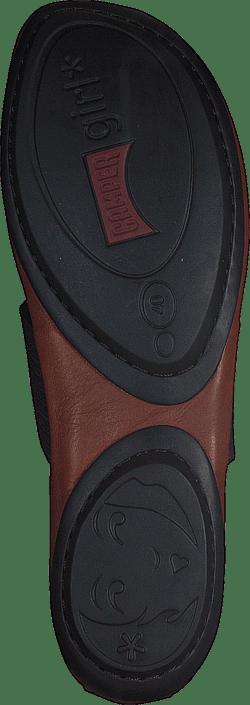 Flats Walker Sko Brune Medium Kjøp Online Sauvage Brown Camper 8gCCqSA