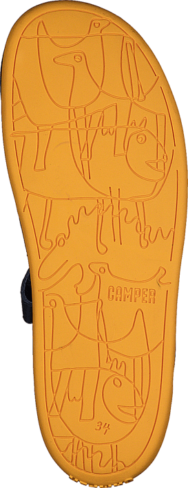 Camper - Sella Navy