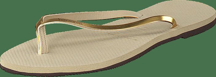 Havaianas You Metallic Sand grå Light gulden beige Skor Online