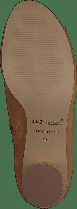 Kjøp Sixtyseven Siri 77562 Milda Mustard Sko Online