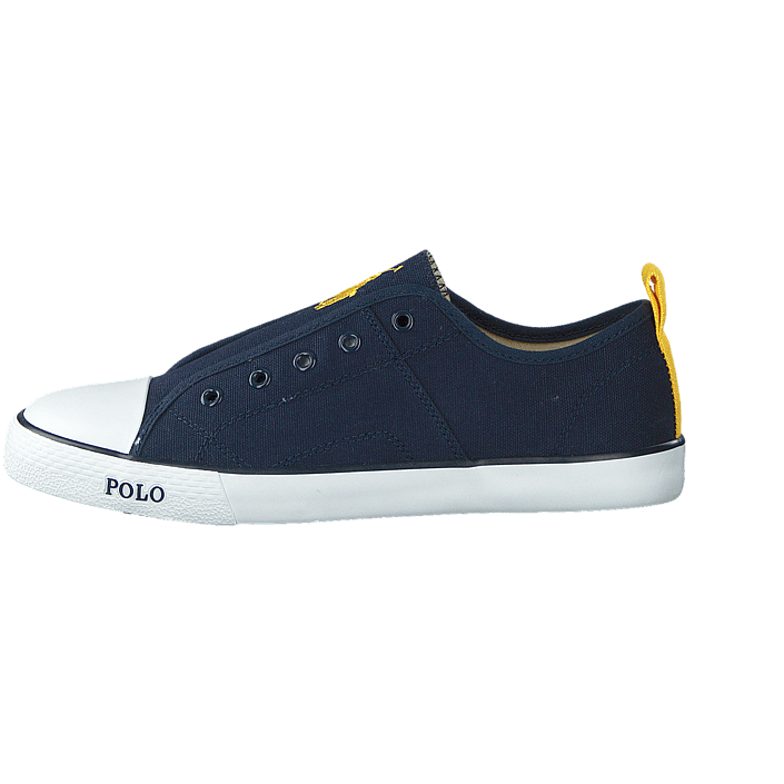 Sko Sportsko Blå 00 Jr Køb Canvas Slip On div 55180 Lauren Sneakers Junior Navy Raymond Og div Ralph Online p6zpv