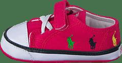 Ralph Lauren Junior - Kody Layette Fuchsia Canvas - Multi 31a0ab2d96