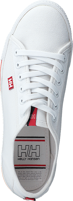 Helly Hansen - W Oslofjord Canvas White/Navy/Coral