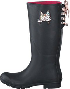 Tide Rainboot Almost Black