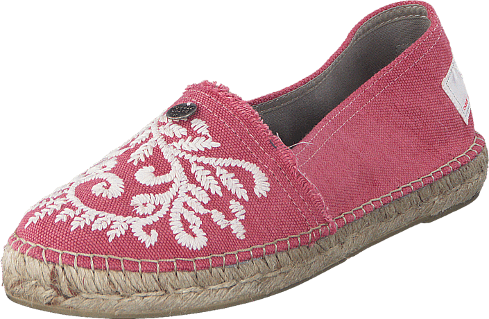 Odd Molly - Oddspadrillos Embroidered Misty Pink