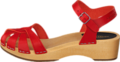 Cross Debutant Red/Natue sole