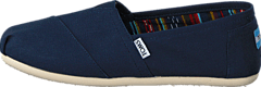 Canvas Men's Classic Alpargata Navy