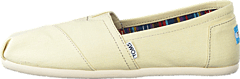 Canvas Wmn's Classic Alpargata Neutral