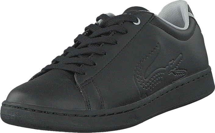 995b5faf66 Acheter Lacoste Carnaby Evo 116 1 JR Blk/Lt Gry noirs Chaussures ...