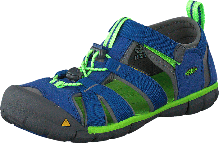 Keen - Seacamp II Cnx-Jr True Blue/Jasmine Green