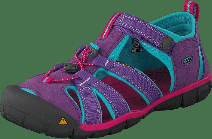 Keen - Seacamp II Cnx-Jr Purple Heart/Very Berry