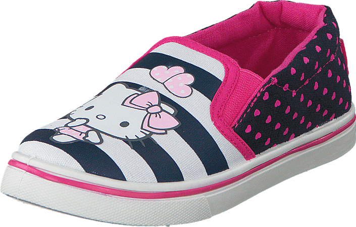 Hello Kitty - Hello Kitty 457790 Navy/White