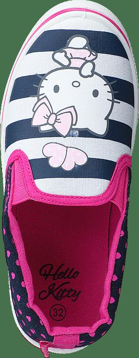 Hello Kitty 457790 Navy/White