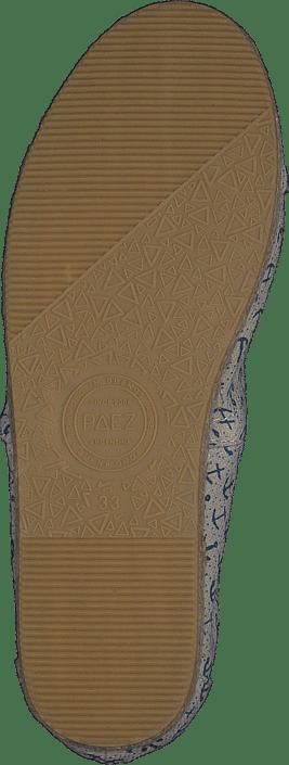 Paez - Raw Blue Morocco