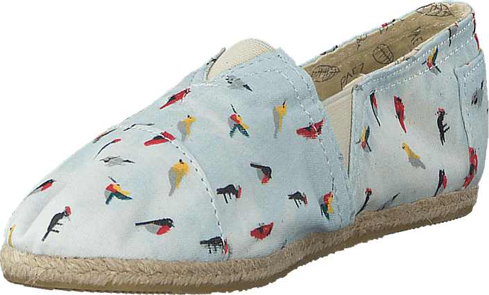Raw Multicolor (Birds)