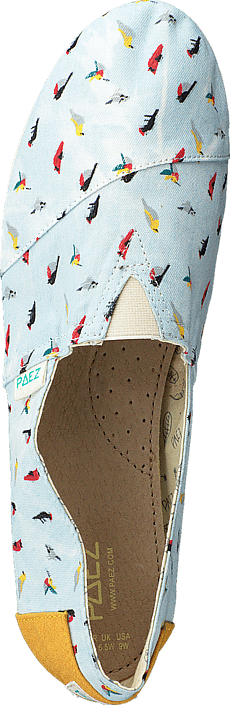 Paez - Eva Multicolor (Birds)