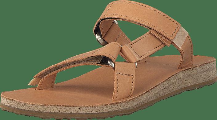 Slide Leather Tan Universal W H2DEIW9Y