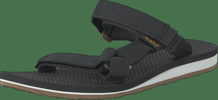 eecfd18ef65ce3 Buy Teva W Universal Slide Black Black Shoes Online