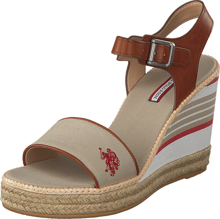 U.S. Polo Assn - Nymphea Sand/Natur