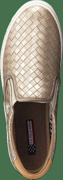 Kjøp U.S. Polo Assn Nova Woven Bronze beige Sko Online