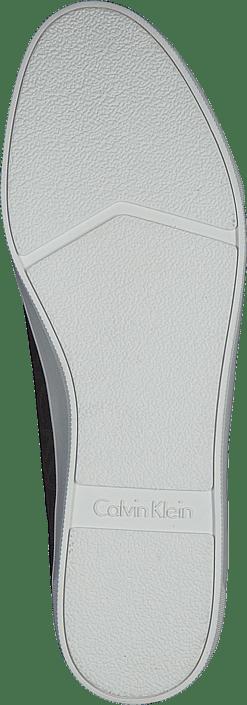 Brb Calvin Sorte calf Online Sko Iconogram Flats Kjøp Klein Hamilton qXxdYZXFw