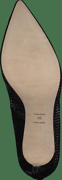 Calvin Klein - COSETTE NET BLK