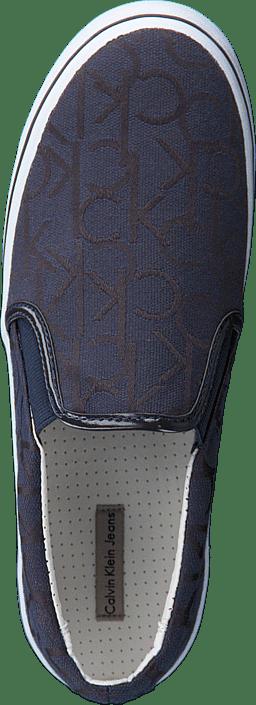 Calvin Klein Jeans - PRESLEY CK LOGO JACQUARD/PATEN BBM