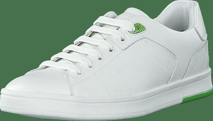 Boss Green - Hugo Boss - Ray Check white