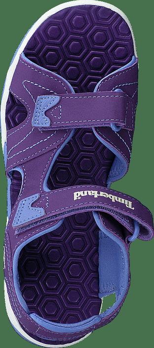 Timberland - Adventure Seeker 2 Strap Jr Purple/Periwinkle