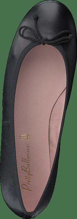 Pretty Ballerinas - 35629 Leather Black