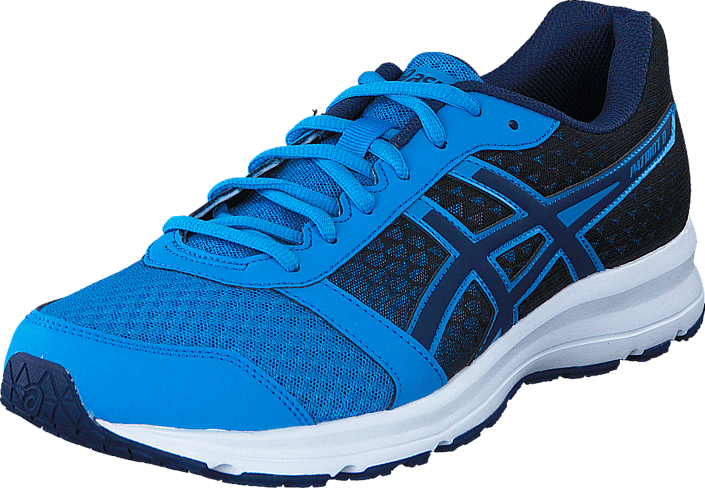 Asics - Patriot 8 Imperial/Indigo Blue/White