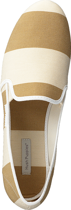 Stacy Slip Offwhite/ Taupe