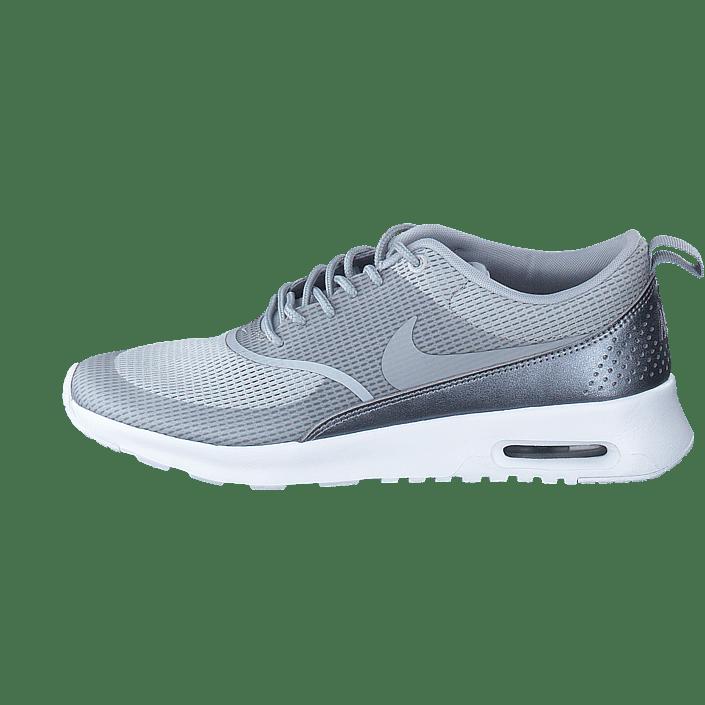 finest selection c707b 4305f Köp Nike W Nike Air Max Thea Txt Wlf Gry-Wht-Mtlc Cl Gr blåa Skor Online    FOOTWAY.se