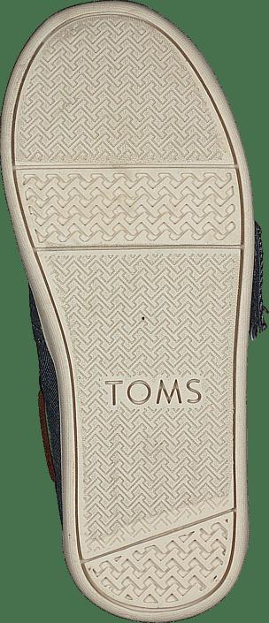 Toms - Bimini Espadrille Chambray