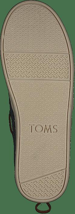 Toms - Bimini Espadrille Jr Chambray