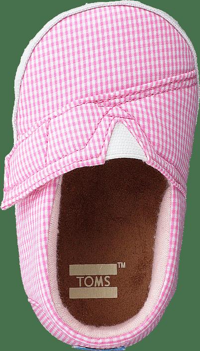 Crib Alpargata Pink