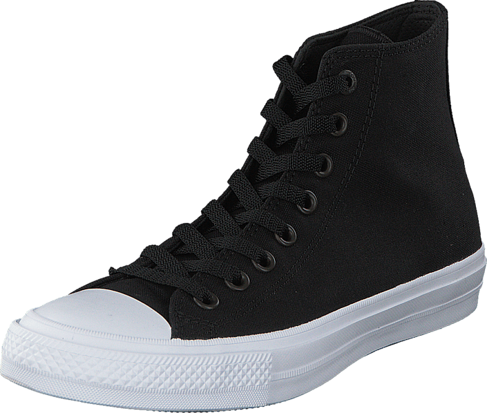 4bf5c335a435 Buy Converse Chuck Taylor All Star 2 Hi Black blue Shoes Online ...