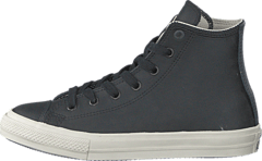 premium selection ad1b6 5e85d Converse - CTAS II-Hi Black Parchment Almost Black