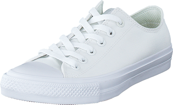 5fd06faff51f Buy Converse Chuck Taylor All Star 2 Ox White white Shoes Online ...