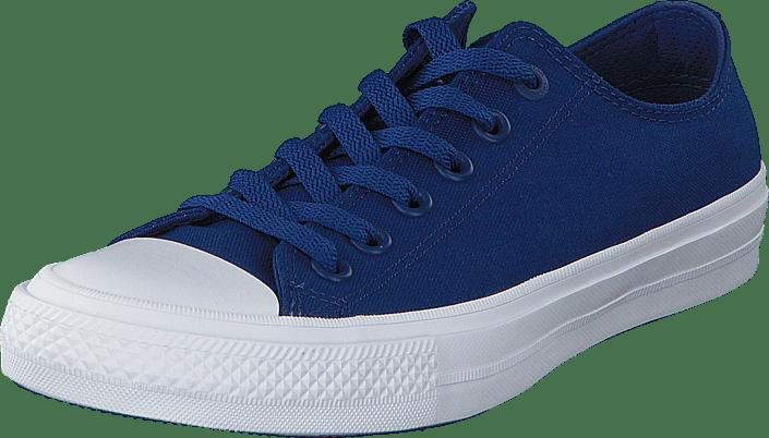 26b17cc91 Buy Converse Chuck Taylor All Star 2 Ox Navy blue Shoes Online ...